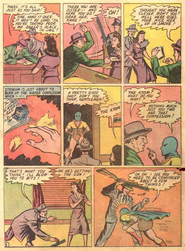Read online All-American Comics (1939) comic -  Issue #27 - 38