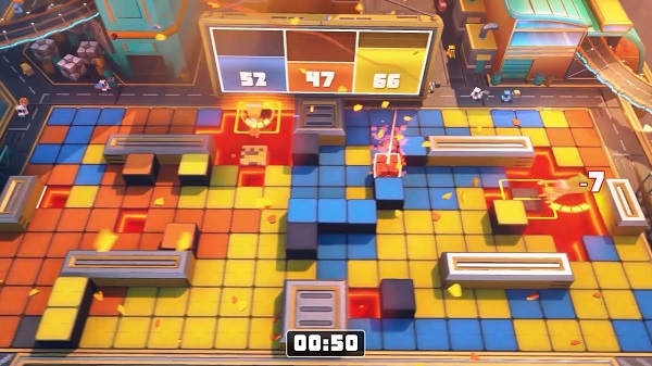 Battery Jam Gameplay