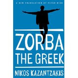 Zorba The Greek Nikos Kazantzakis