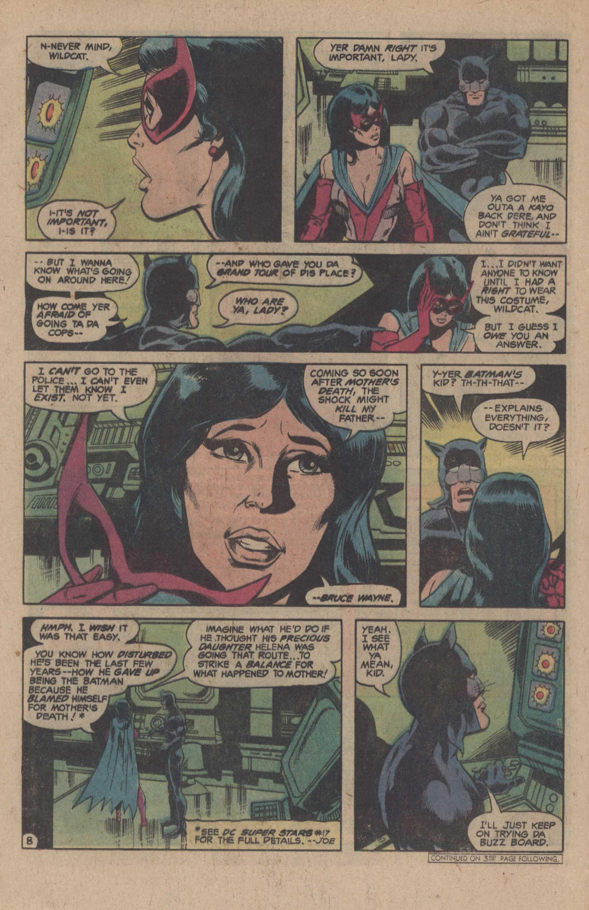 Read online All-Star Comics comic -  Issue #71 - 12