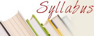 LMRC Syllabus