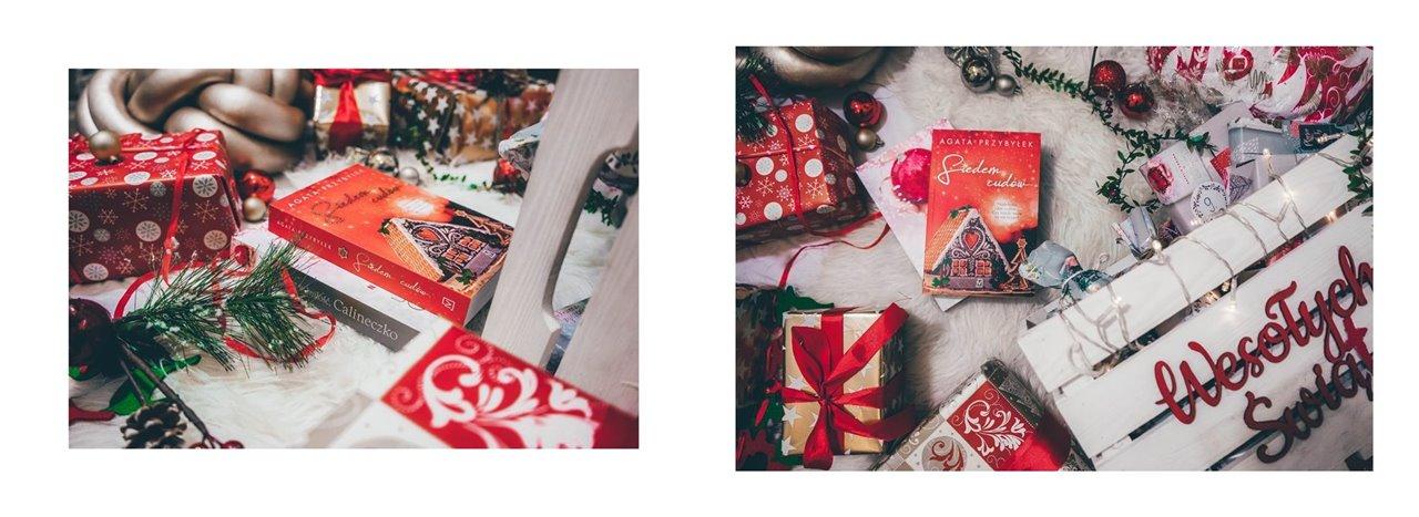 2 ksiązki świąteczne pomysł na prezent dla osób lubiących książki czytać dla książkoholika ciekawe powieści ze świętami, zimą w tle czwarta strona recenzje ksiązki pomysły na prezenty dla niej dla dziewczyny