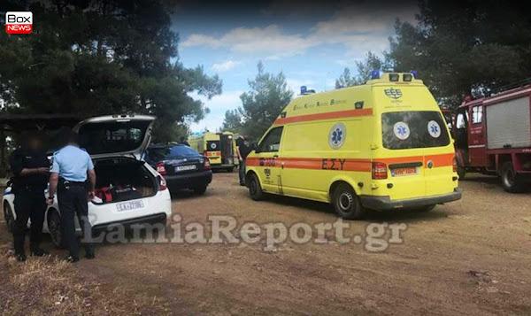 Λαμία: Αυτοκτόνησε πυροσβέστης έκοψε το λαιμό του με αλυσοπρίονο μπροστά σε συνάδελφό του (video)