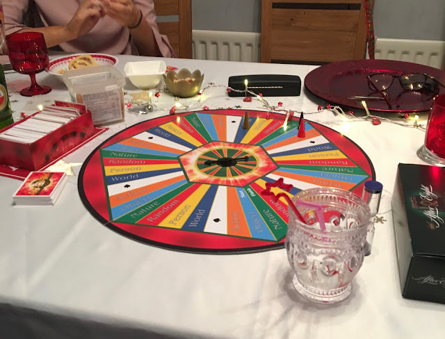 Christmas Day Game Articulate