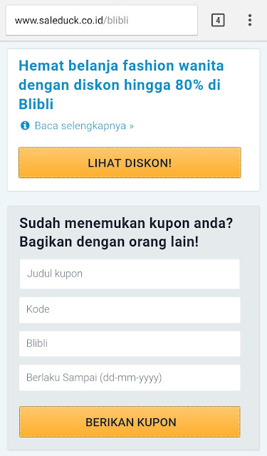 Tips Belanja Hemat Ala Blogger