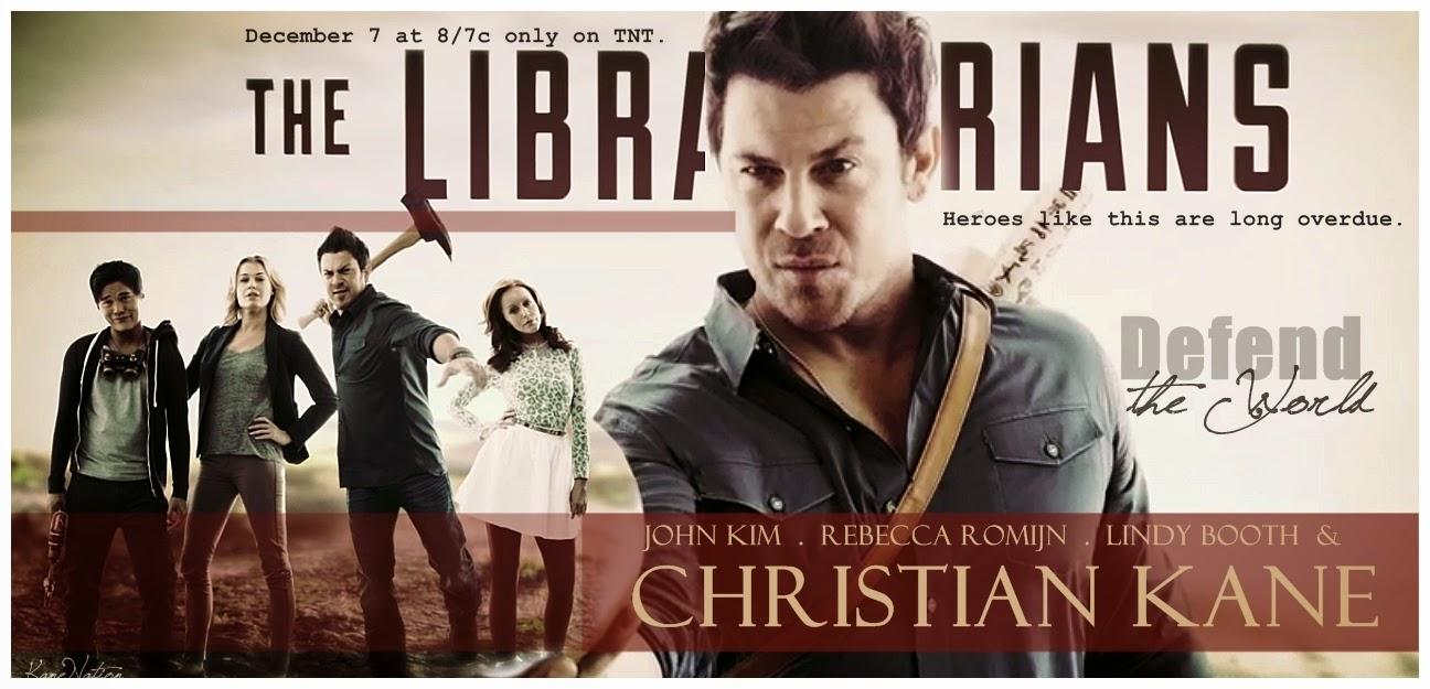 The Librarians (2014-) ταινιες online seires xrysoi greek subs
