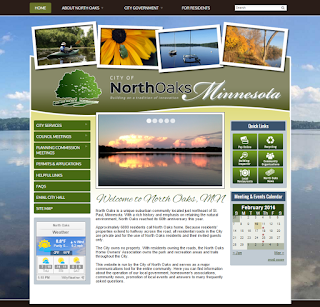 North Oaks Minnesota Local Government Website