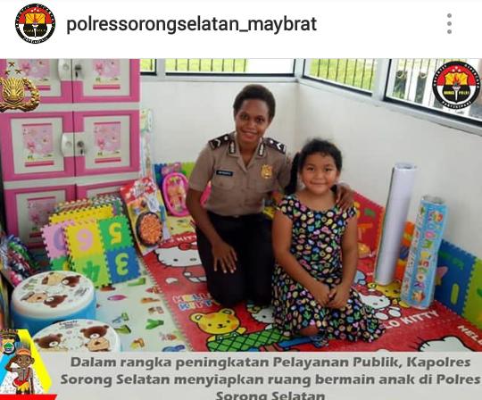 Polres Sorong Selatan