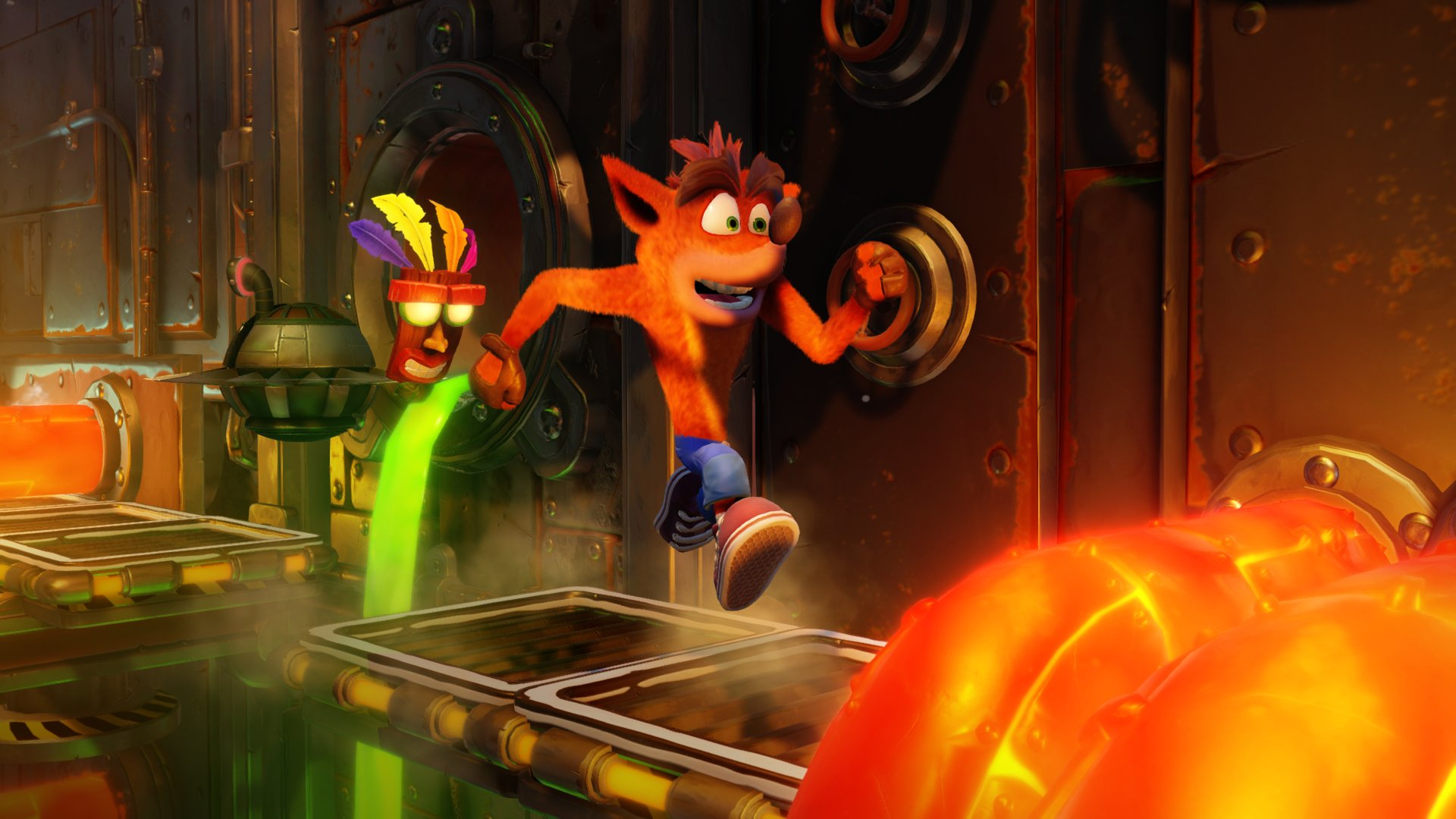 Crash Bandicoot Collection - PC (Download Completo)