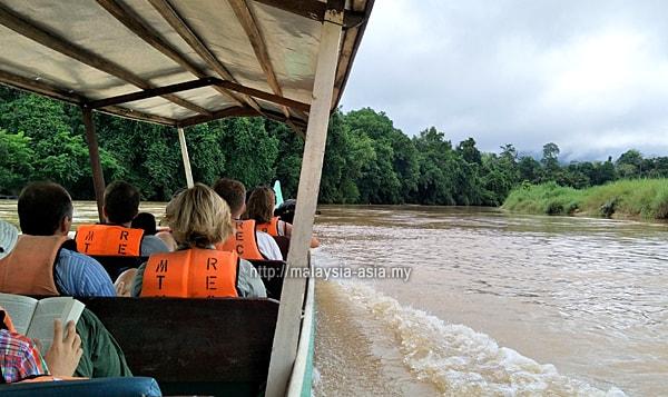 Taman Negara Boat Service