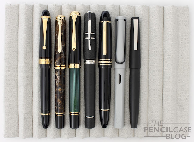 Montblanc Meisterstuck 149 fountain pen review