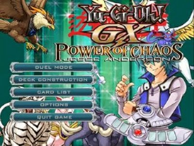 ygo gx power of chaos jesse anderson mod freedom