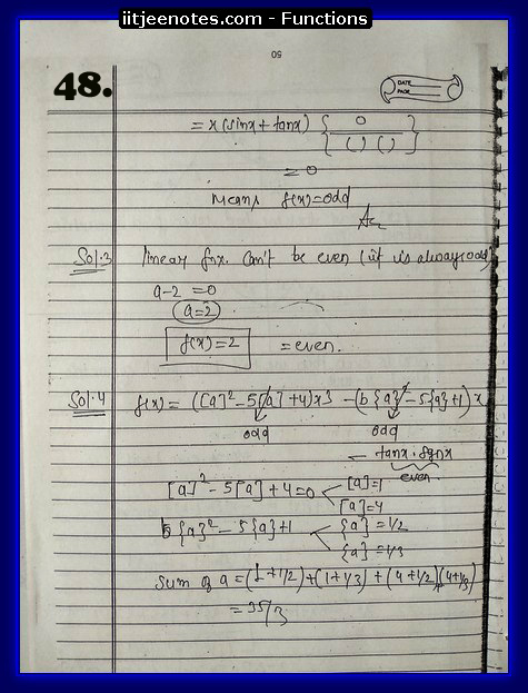 functions notes cbse8