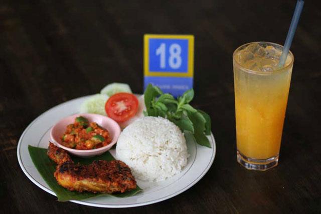 Restoran Ayam Bakar Taliwang