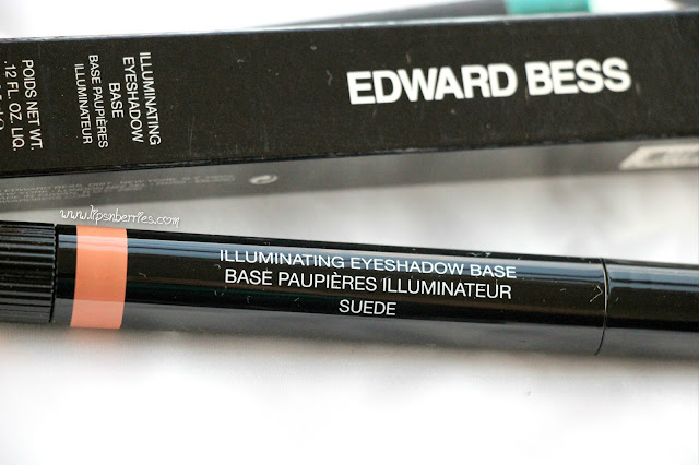 Edward bess illuminating eyeshadow base review