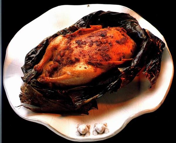 ayam betutu makanan favorit di bali