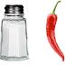 Comidas apimentadas podem diminuir sua vontade de consumir sal