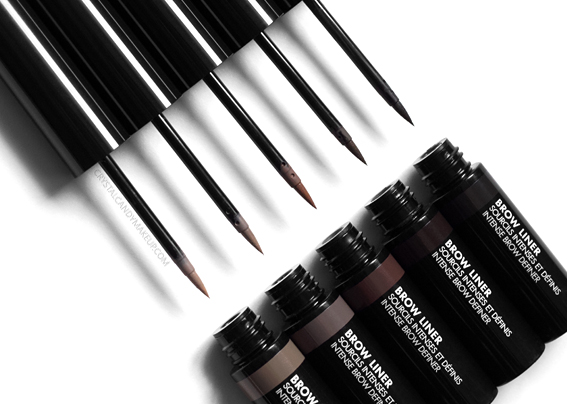 Make Up For Ever MUFE Brow Liners 10 20 30 40 50 Review Photos Swatches