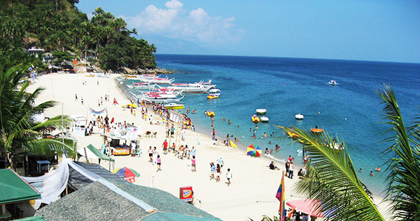 White Beach Resort Hotel Puerto Galera