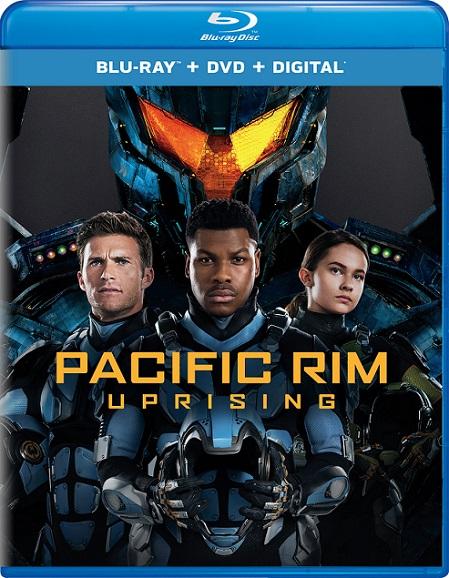 Pacific Rim: Uprising (Titanes del Pacífico: La Insurrección) (2018) 1080p BluRay REMUX 32GB mkv Dual Audio Dolby TrueHD ATMOS 7.1 ch