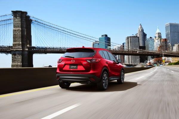 Mazda CX5 2015 отзывы владельцев