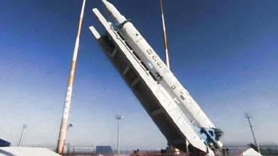 Corea del Norte prueba misil