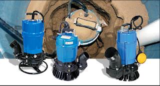 Kelebihan pompa celup (Submersible Pump) dibanding dengan pompa air biasa