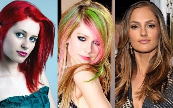 Mode germany haarfarben trends herbst winter 2016 2017 for Herbst trends 2016