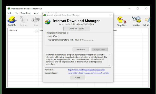 internet download manager  idm  v6 26 build 14 final