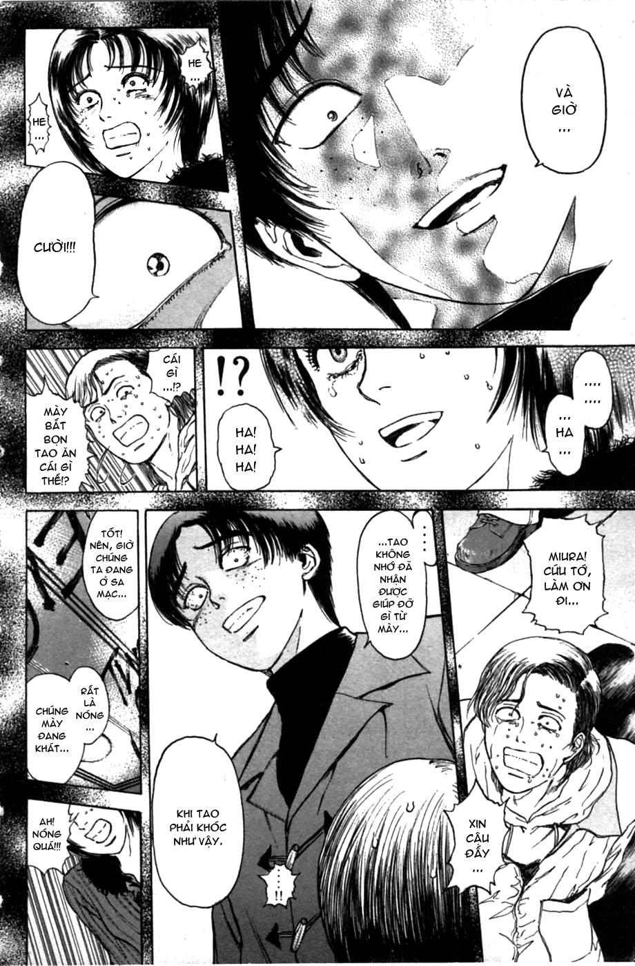 Psychometrer Eiji chapter 41 trang 9