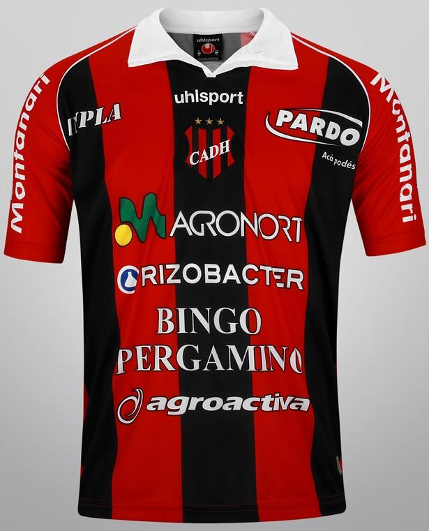 da18161b0b Uhlsport lança a nova camisa titular do Douglas Haig - Show de Camisas