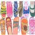 Como hacer Sandalias-Zapatillas en Crochet <sub>Tutoriales</sub>