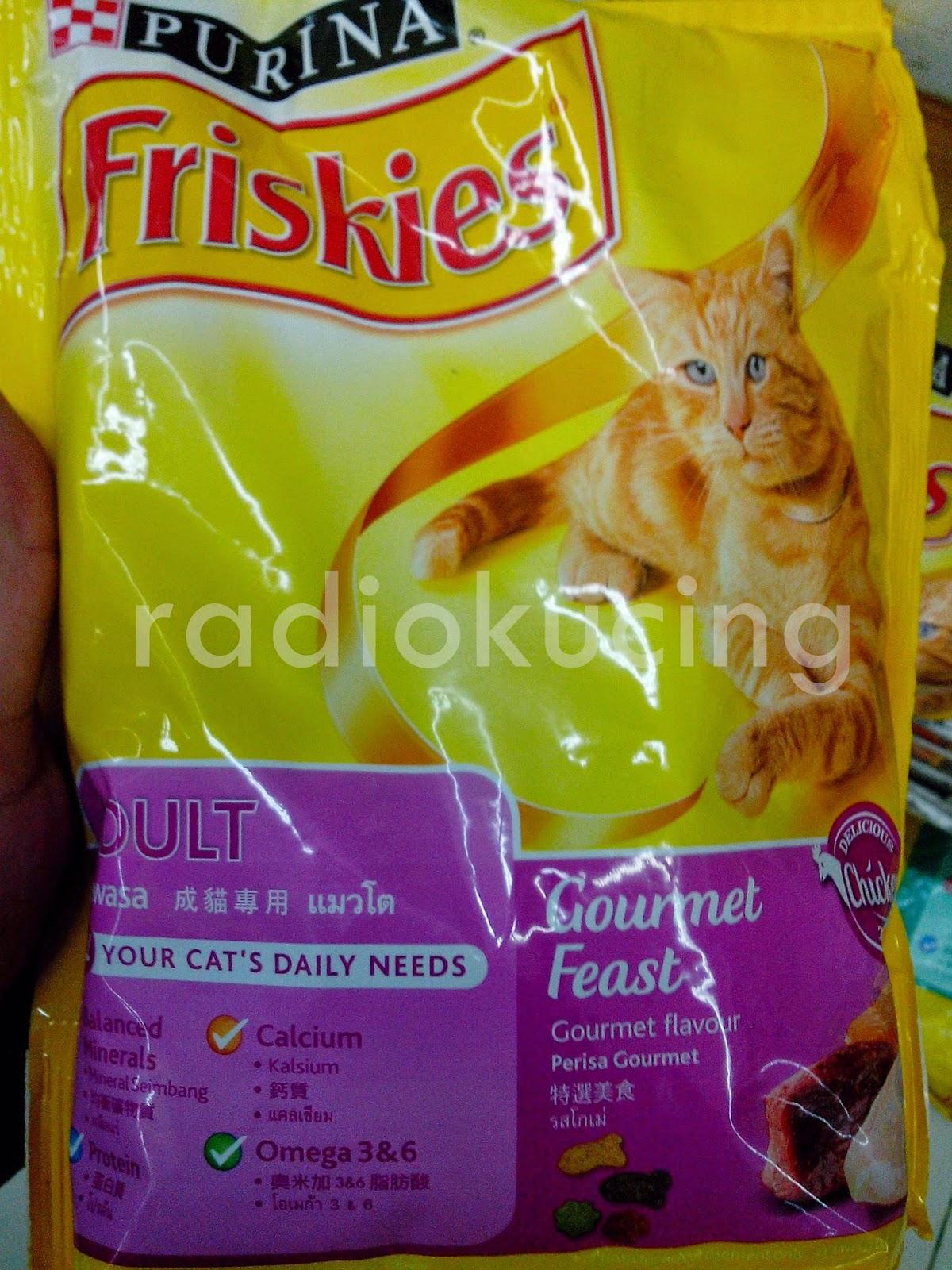 Daftar Harga Makanan Kucing Terbaru Mei 2019