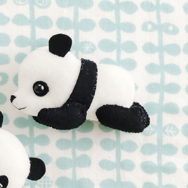 Receita Urso Panda Amigurumi em PDF no Elo7 | GatoFio Ateliê (10CCD58) | 640x640