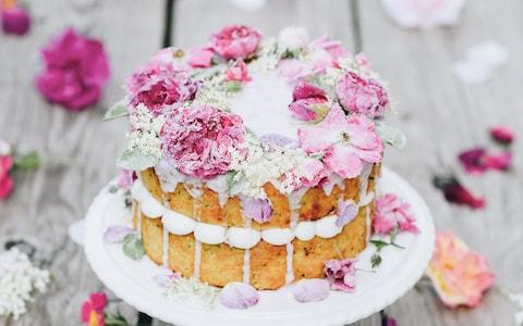 BIRTHDAY WISHES CAKE Pic