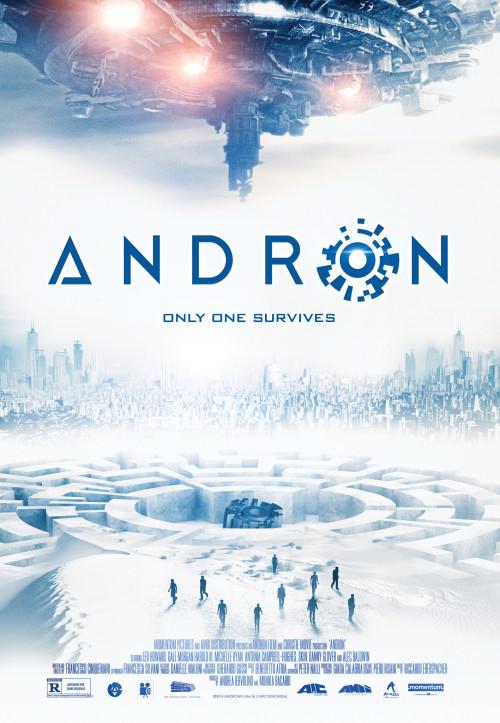 Andron: O Labirinto Negro Legendado