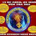 Ciclovidas em Movimento será realizado dia 14 de Abril em Ruy Barbosa