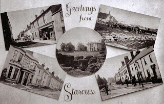 Greetings from Starcross. potcard. 5 views