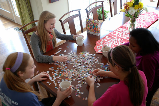 Today Is National Puzzle Day!