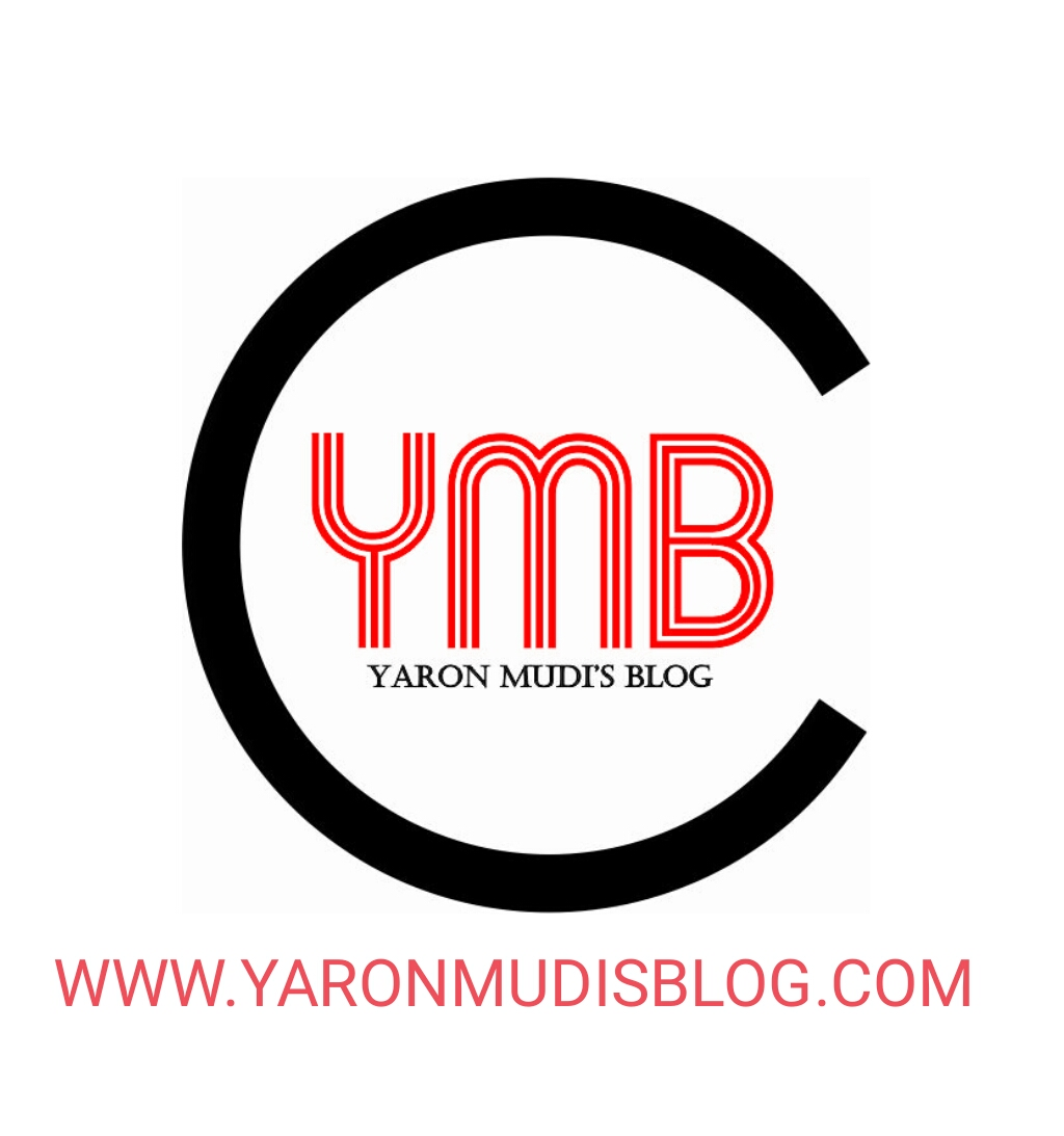 Welcome To Yaron Mudi's Blog