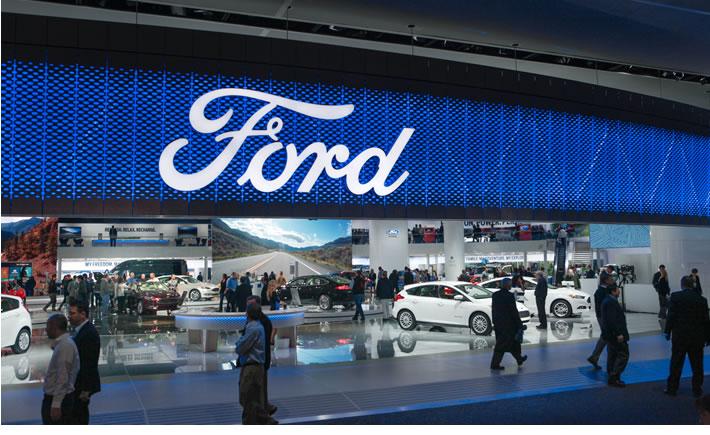 Ford construyó el año pasado 433.000 vehículos en México, que representa el 14% de su producción en América del Norte. (Foto: Ford)