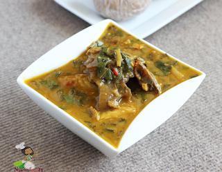 recipe for How To Cook Oha Soup (Ora)| (Ofe Oha/ Ora)