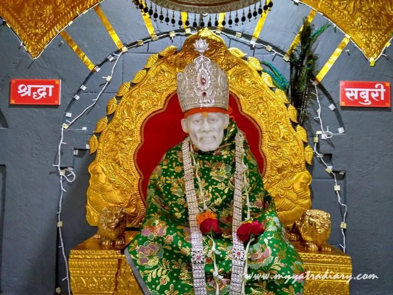 Sai Baba Samadhi Temple, Shirdi