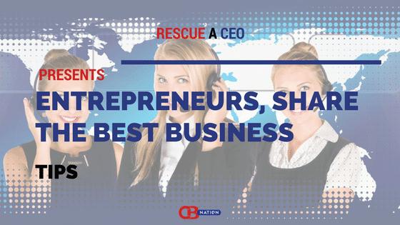 30 Entrepreneurs Share Their Best Business Tips