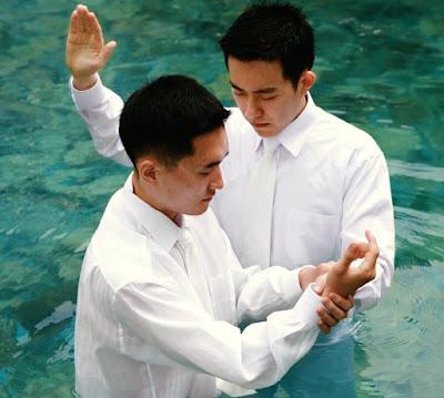 Apakah Saya Harus Dibaptis untuk Pergi ke Surga?