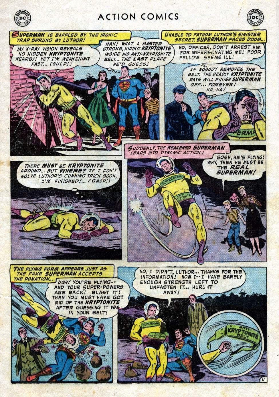 Action Comics (1938) 236 Page 12