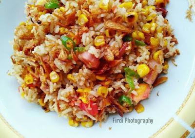 Resep Cara Membuat Nasi Goreng Rakyat Jelata