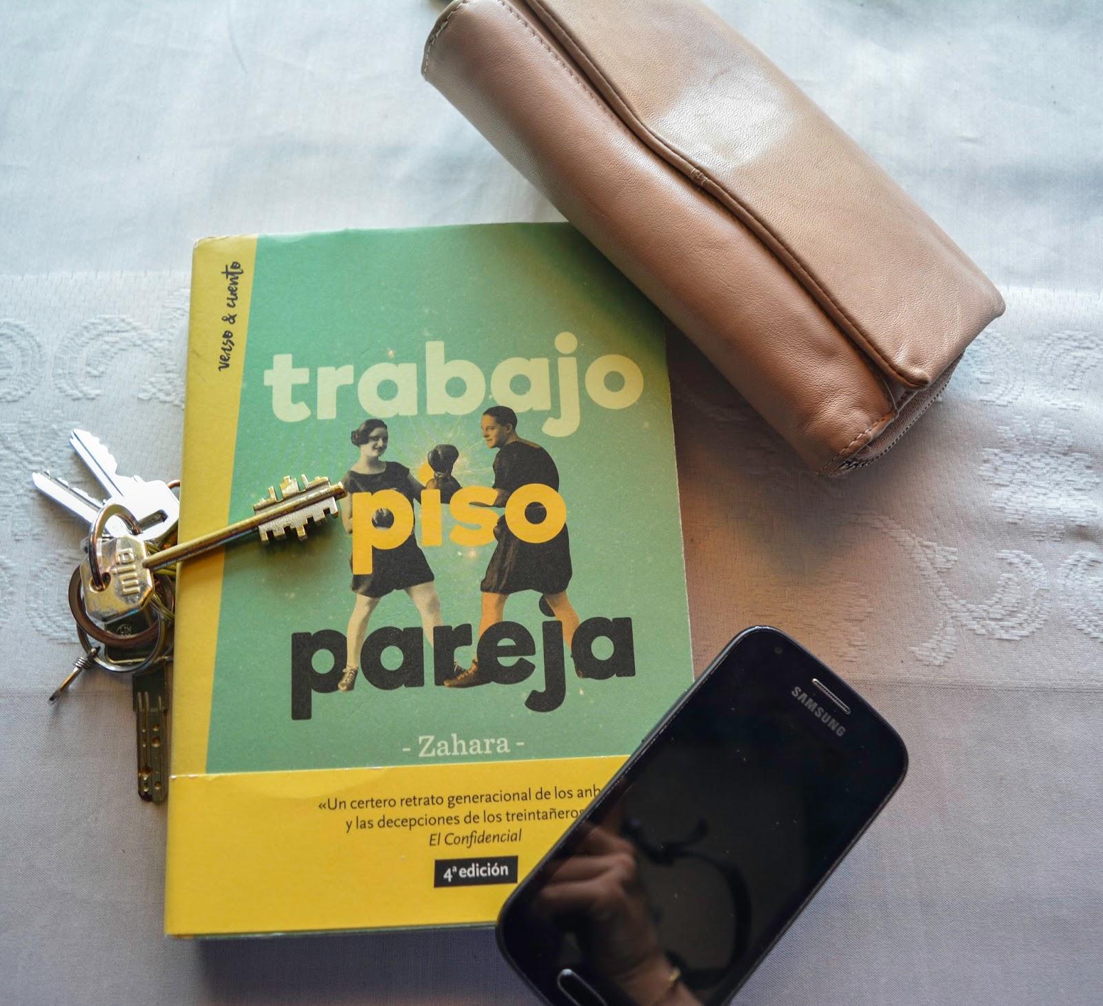 El rinc n de los libros trabajo piso pareja de zahara - Trabajo piso pareja opiniones ...