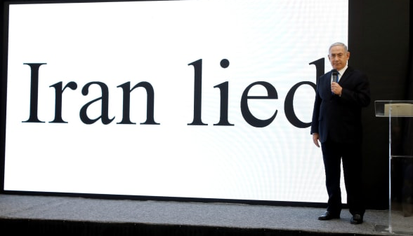 Netanyahu: Iran Nuclear Deal Is Based on Lies – Here's the Proof