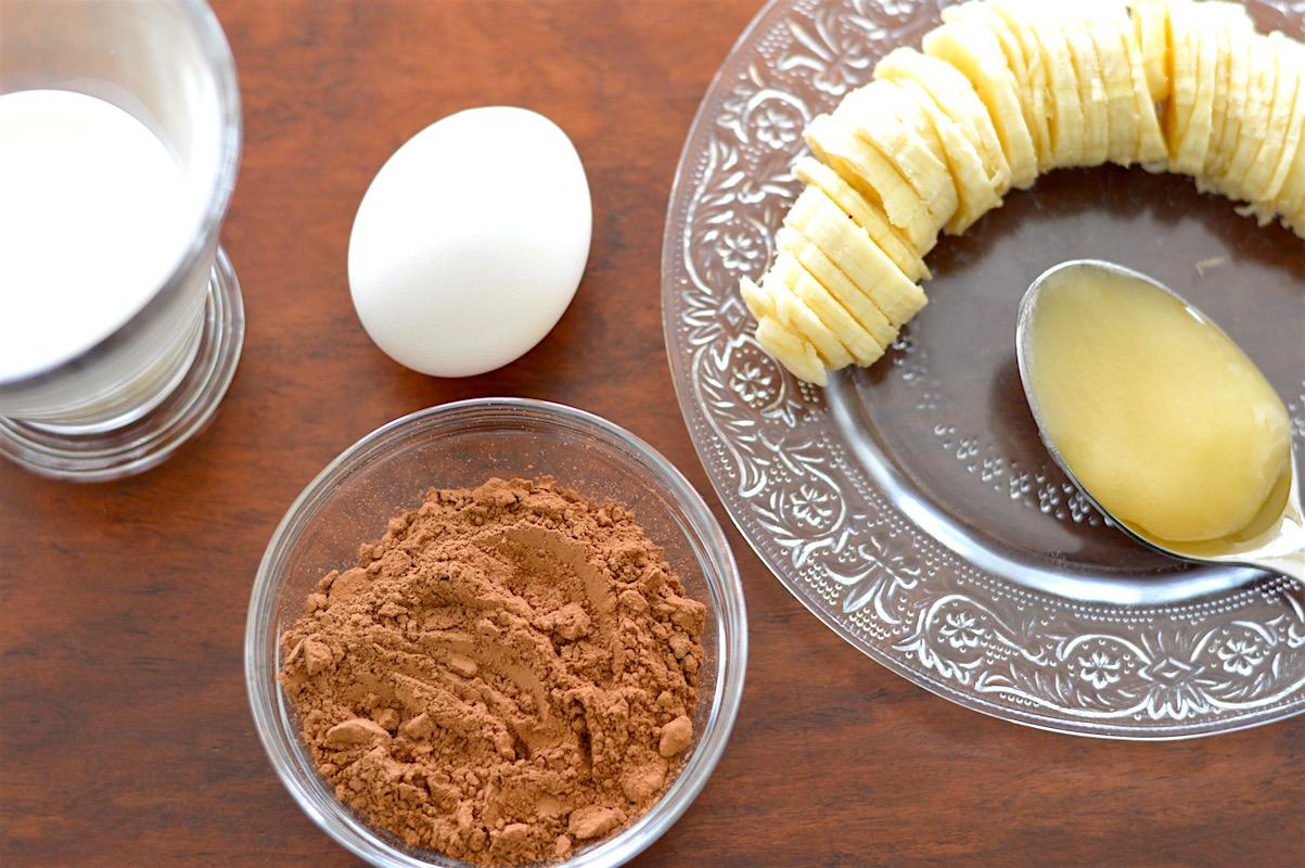 5-Minute Chocolate Banana Mug Cake Recipe   Classically ...